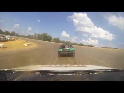 EAMS- Alabama State Race | Hot Shot 9/23/17 - Heat Race #1