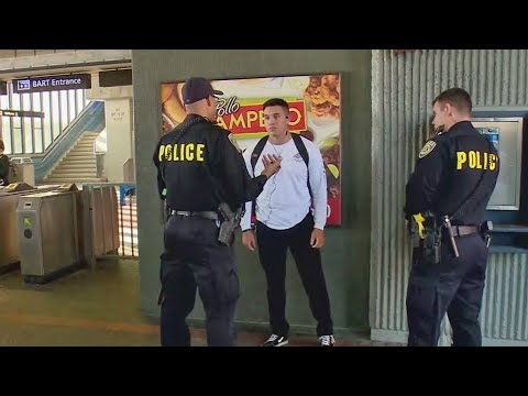 BART Cracks Down On Fare-Evaders