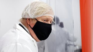 video: Boris Johnson eyes border controls when cases are 'much lower', amid hotel quarantine delay