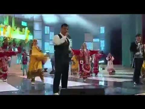 Зафар Аюби   Попури Ман манам 2013 LIVE HD
