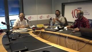 """Antonio Orozco juega con """"Las cajas musicales"""" en ¡Buenos días, Javi y Mar!"""