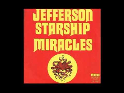 Jefferson Starship - Miracles (1975)