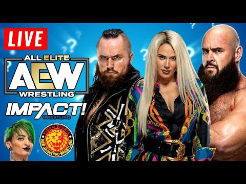 🔴 WWE RECENT RELEASES 2021 - Where Will They Go?! Discussion LIVE