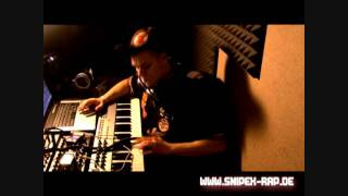 Snipex making of Hip Hop Beat Production