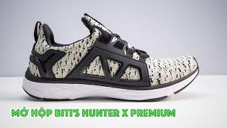 Mở hộp giày Biti's Hunter X Premium: màu kem, nhiều cải tiến mới, giá từ 799,000đ | LKCN