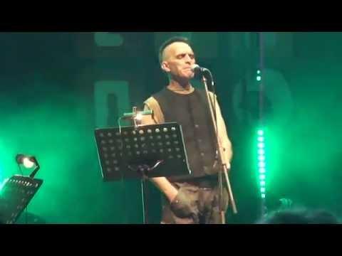 Giovanni Lindo Ferretti - Tomorrow/Mi Ami? Live - Leuciana Festival 2015
