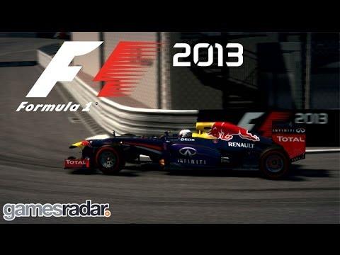 F1 2013: GamesRadar's 'no assists' talk-through lap of Monaco