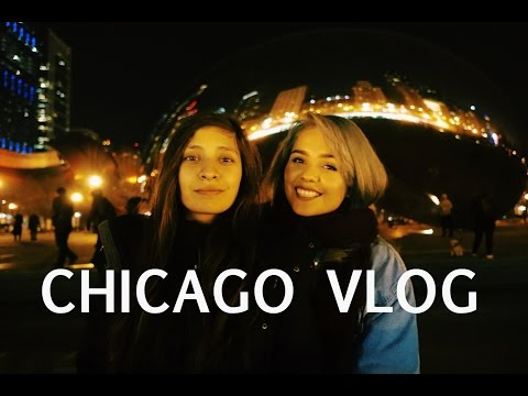 Our First Vlog || Chicago