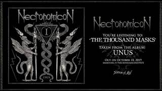 Necronomicon - The Thousand Masks (Official Track Premiere).mp3