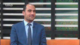 بامدادخوش - ورزشگاه - صحبت با شرف الدین شاکر در مورد پیروزی های اخیر بازی کنان تیم ملی کرکت