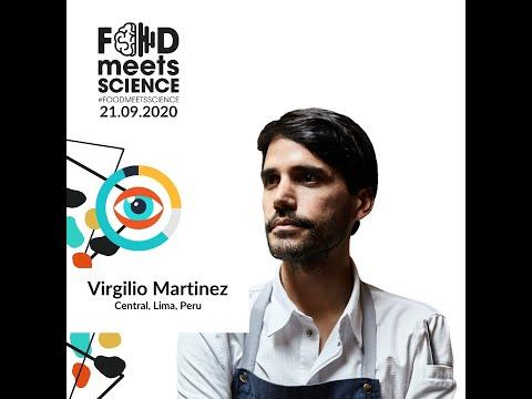 #FOODMEETSSCIENCE2020 - Virgilio Martinez, Restaurant Central, Lima, Peru