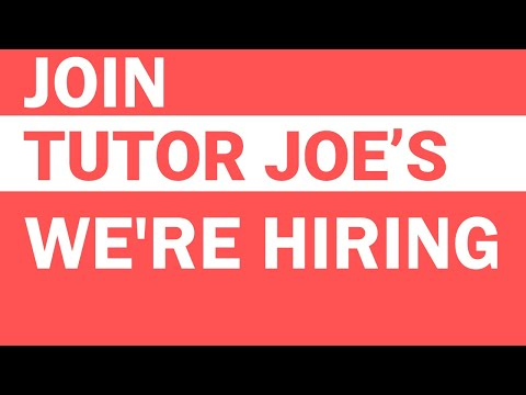 Join Tutor Joes Family   WE'RE HIRING   @ Salem With Free Accommodation
