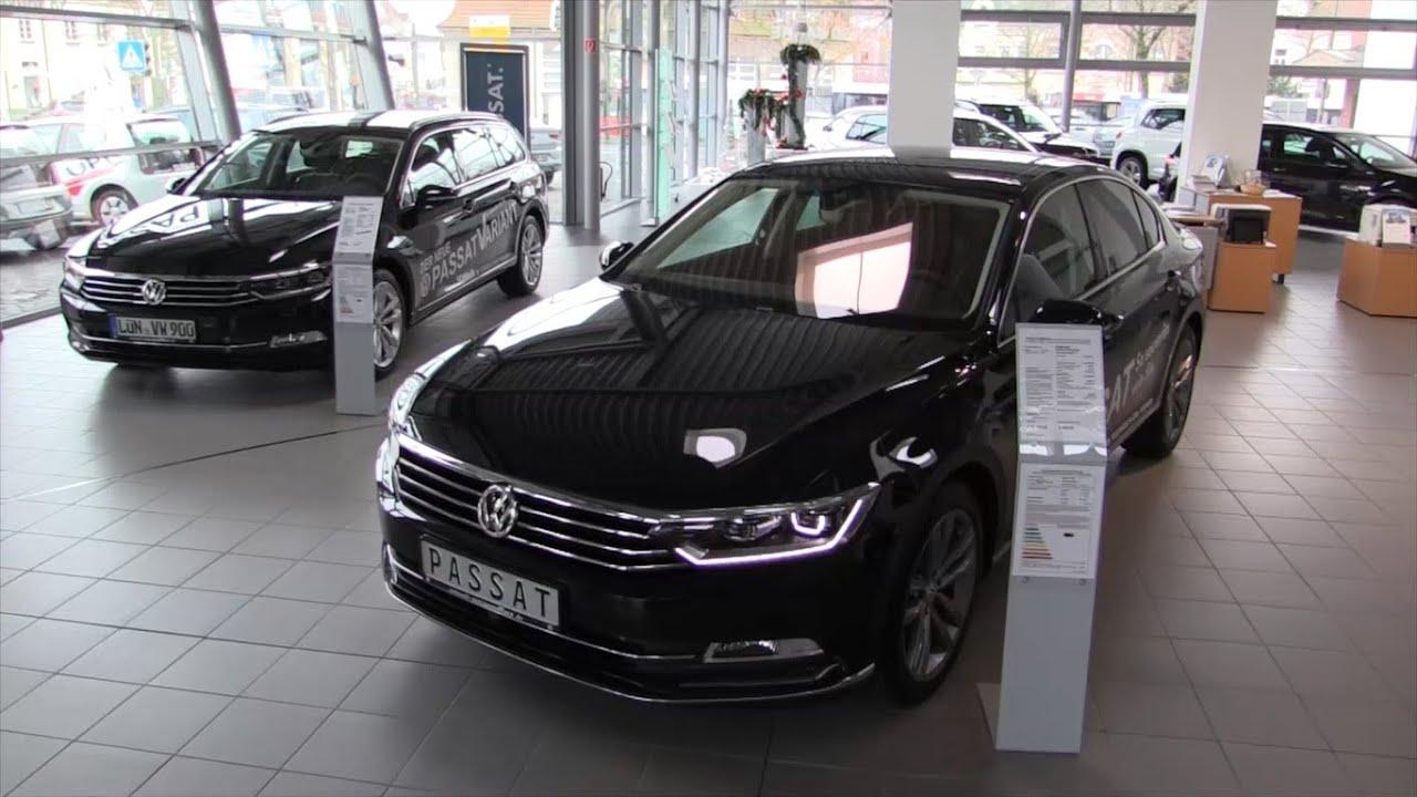 Volkswagen Passat 2017 In Depth Review Interior Exterior
