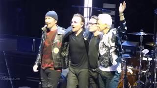 U2 City Of Blinding Lights, Berlin 2018-08-31 - U2gigs.com