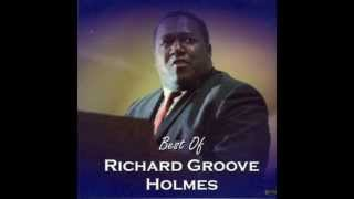 "RICHARD ""GROOVE"" HOLMES -  GROOVING WITH MR  G"