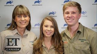 Irwin Family Talk New Wildlife Show