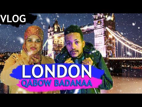 LONDON QABOW BADANAA @Hodan Online