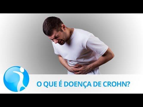 O que é Doença de Crohn?