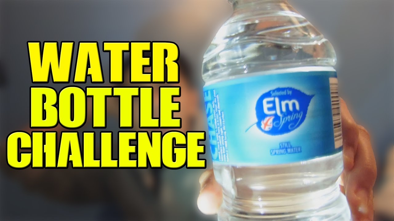 water bottle challenge water bottle flipping challenge i m a pro 31636