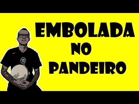 Pandeiro ritmo de capoeira from YouTube · Duration:  1 minutes 37 seconds