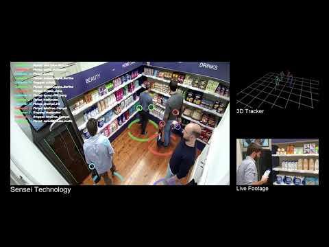 SENSEI Store Checkout Technology