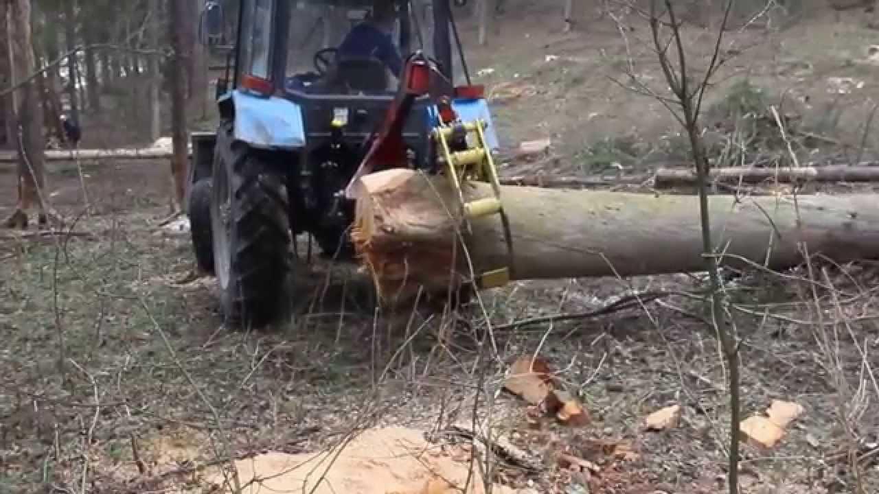 Гидрозахват для трелевки леса своими руками фото 971