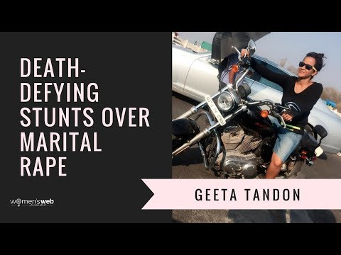 Geeta Tandon, Bollywood Stuntwoman Shares Her Amazing Story!