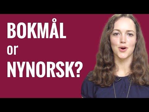 Ask a Norwegian Teacher - Bokmål or Nynorsk?