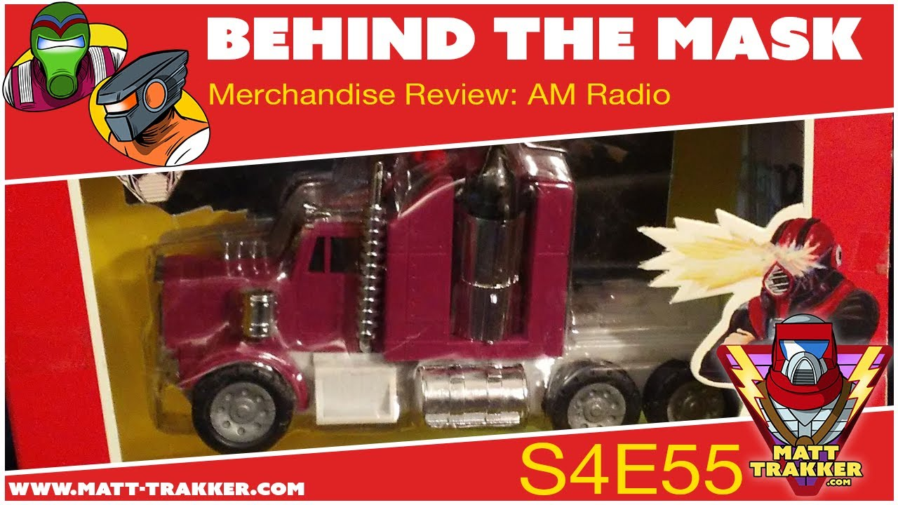Merchandise Review: AM Radio - S4E55