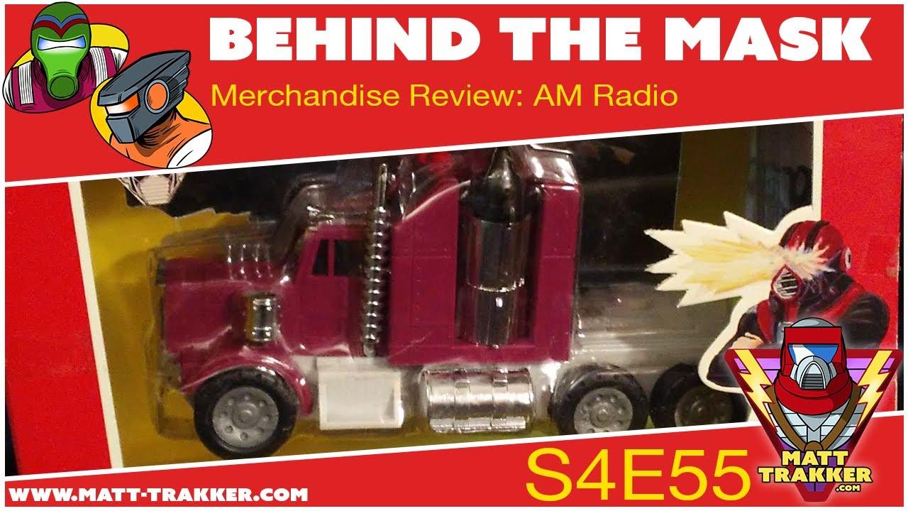 Merchandise Review: AM Radio - S4E55
