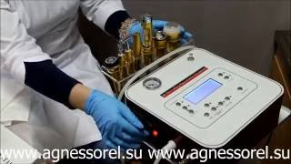 Agnessorel.Su - косметологический комбайн для лица Micros 6D,7D