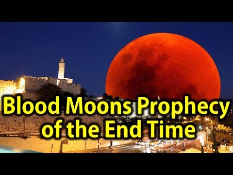 BLOOD MOONS: 2015 End of the World Prophecy   Debunked ...