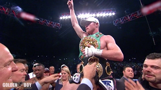 Canelo vs. Chavez, Jr. Preview Show (HBO Boxing)