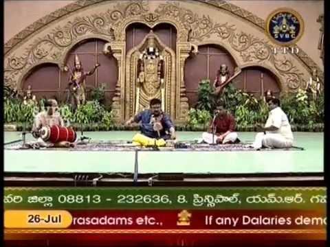 C S Anuroop Violin 09 SindhuBhairavi Venkatachala Nilayam