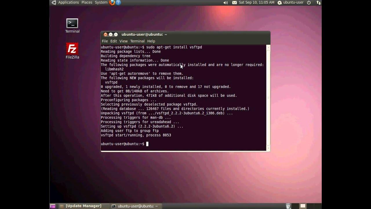 install ifconfig ubuntu