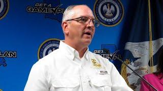 Louisiana Gov. John Bel Edwards Gives Coronavirus Updates Live Stream Recording | Nbc News
