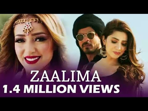 Zaalima Arabic Version Song - Raees 2017 Movie Full HD Song