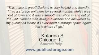 Public Storage - REVIEWS - Chicago, IL Self Storage Unit Reviews