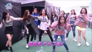 아이오아이 I.O.I FMV - Automatic Dancing/Singing