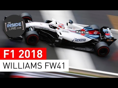 WILLIAMS FW41: DIFFICULT CAR