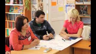 Школа гражданской активности 2013 в с.Венгерово Новосибирской области