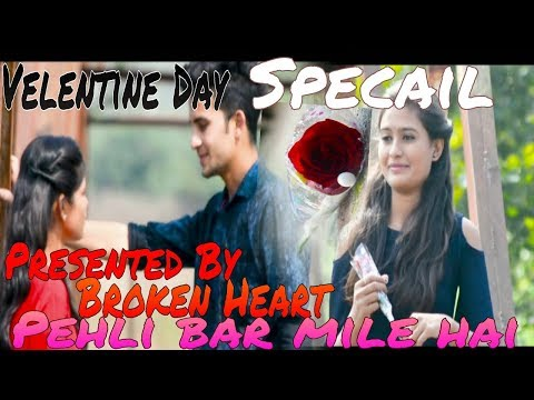 OFFICIAL VIDEO SONG 2018 | DILKASH ANKHE NIKHRA CHEHRA | MUJHE PYAR HO GAYA | PEHLI BAAR MILE HAIN |
