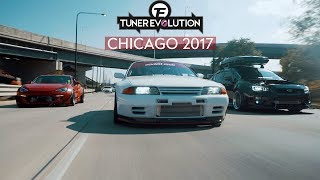 Tuner Evolution: Chicago 2017 | HALCYON