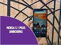 Nokia 5.1 Plus Unboxing, Hands on, Camera Samples and Software