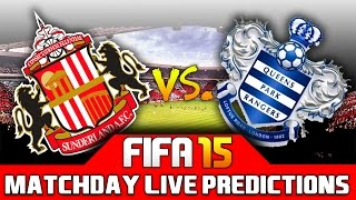 Video Gol Pertandingan Queens Park Rangers vs Sunderland
