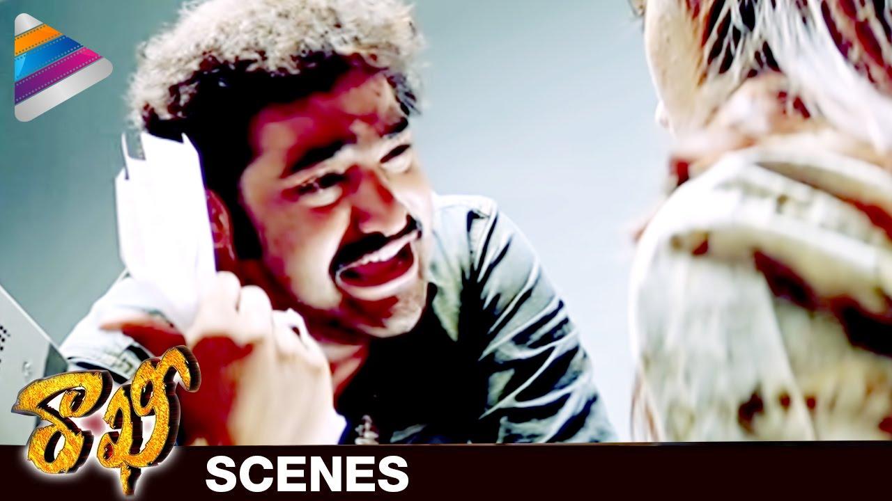 Ntr gets emotional with suhasini | rakhee telugu movie scenes.