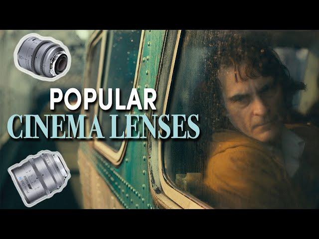 The Most Popular Cinema Lenses (Part 2): Zeiss, Canon, Cooke, Arri, Angénieux