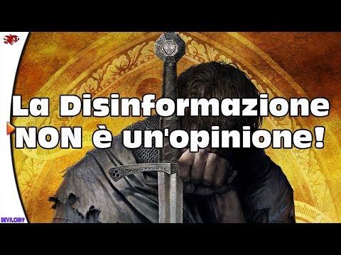 QDSS & Wesachannel - La Disinformazione NON è un'opinione...
