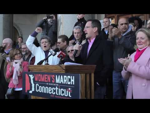 Governor Dan Malloy speech: Women