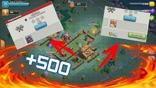 +500 КУБКОВ В СТРОИТЕЛЕ!!!-||-ИЗИ СТРАТА CLASH OF CLANS!!!
